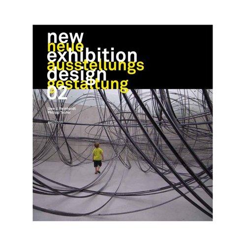 Neue Ausstellungsgestaltung /