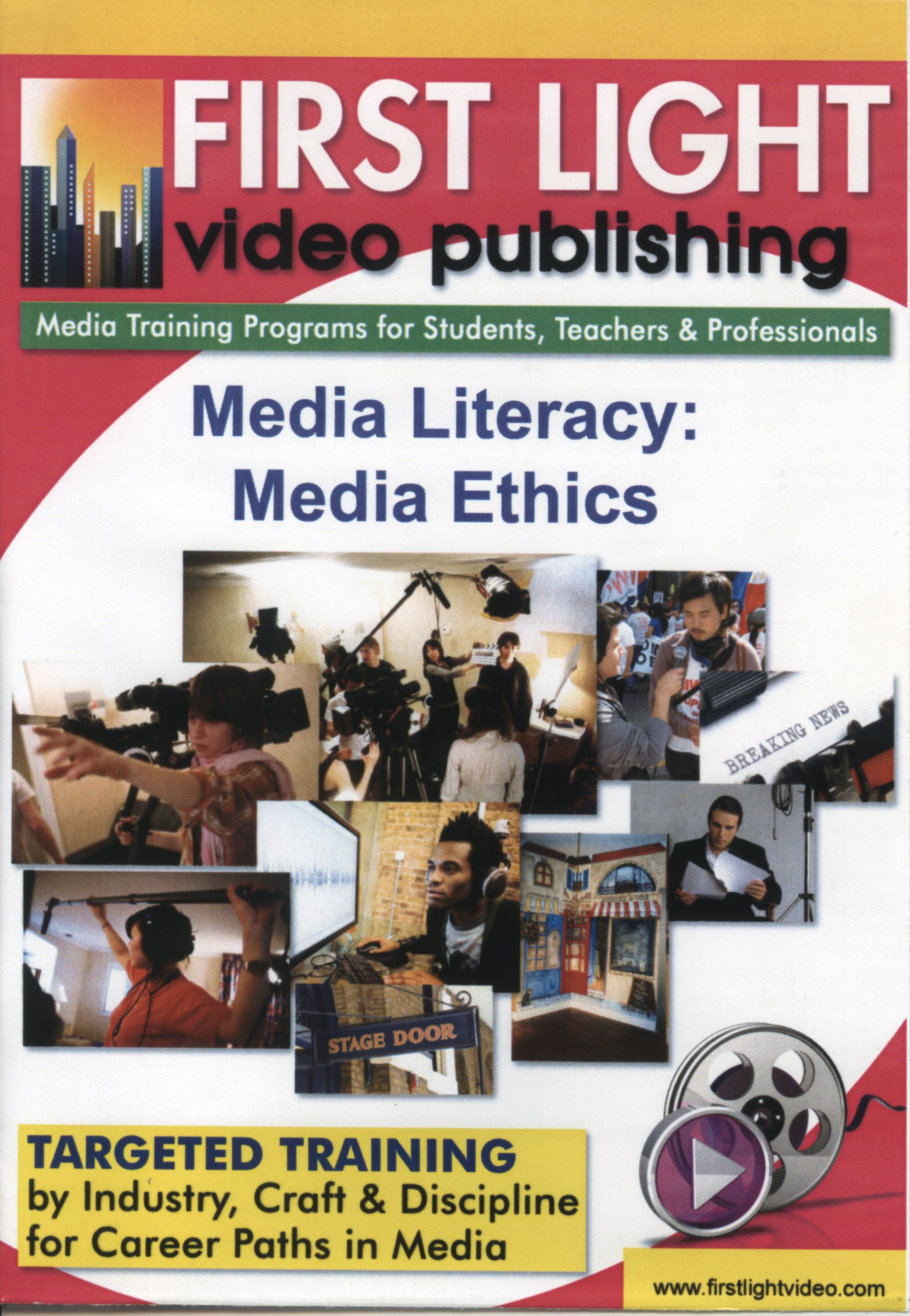 Media literacy media ethics = 媒體素養: 道德議題 /