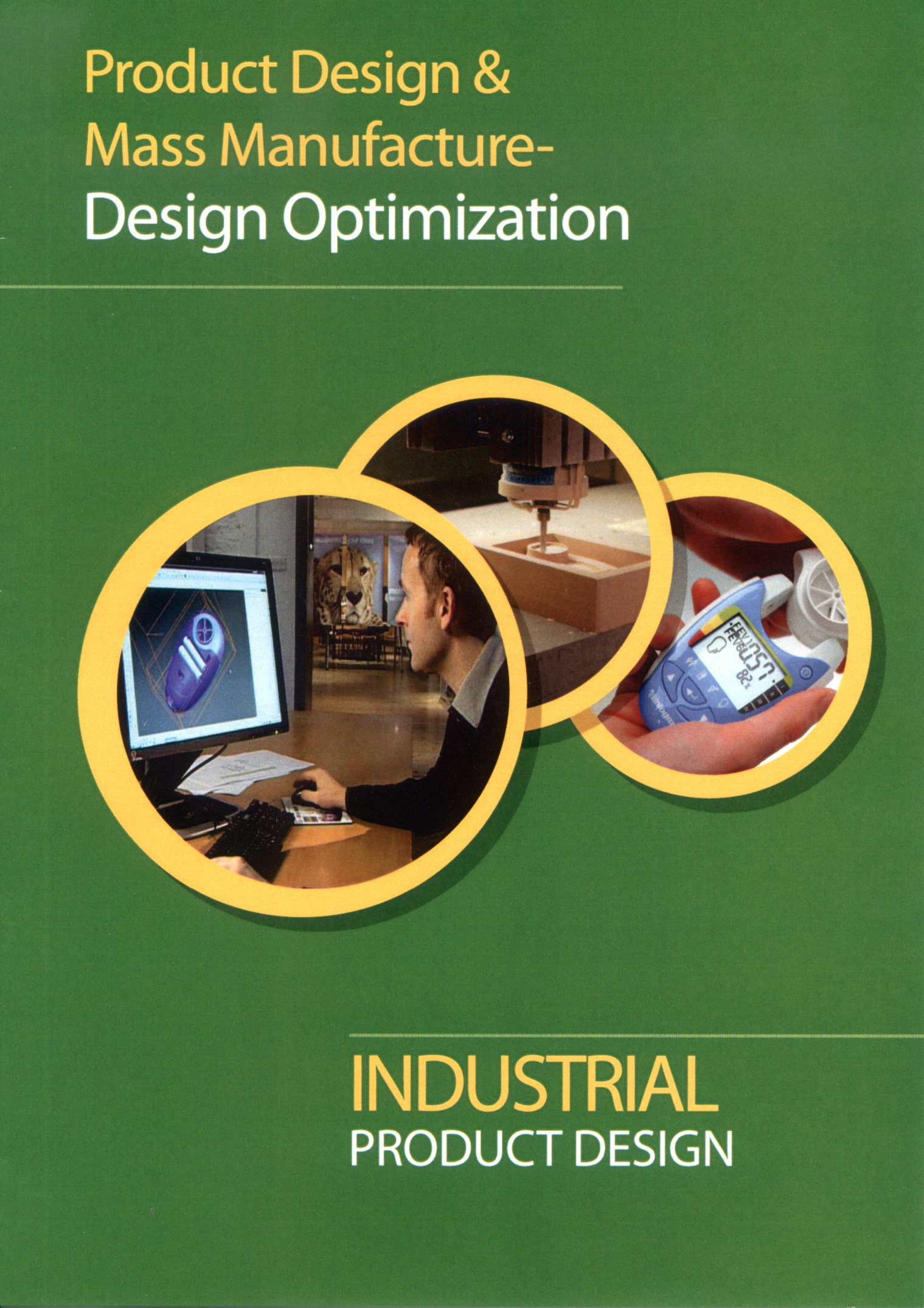 Product design & mass manufacture design optimization = 商品最佳化設計之成本 : 美學與實踐