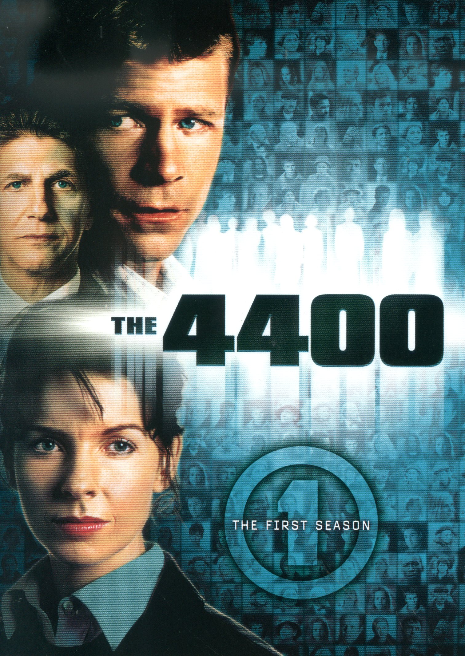 The 4400(家用版) The first season.