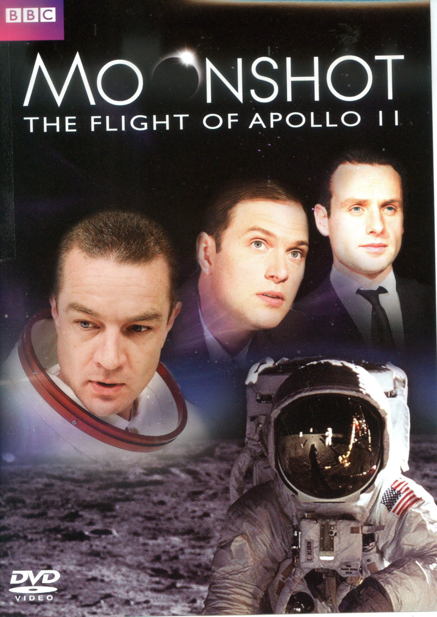 Moonshot(家用版) the flight of Apollo II /