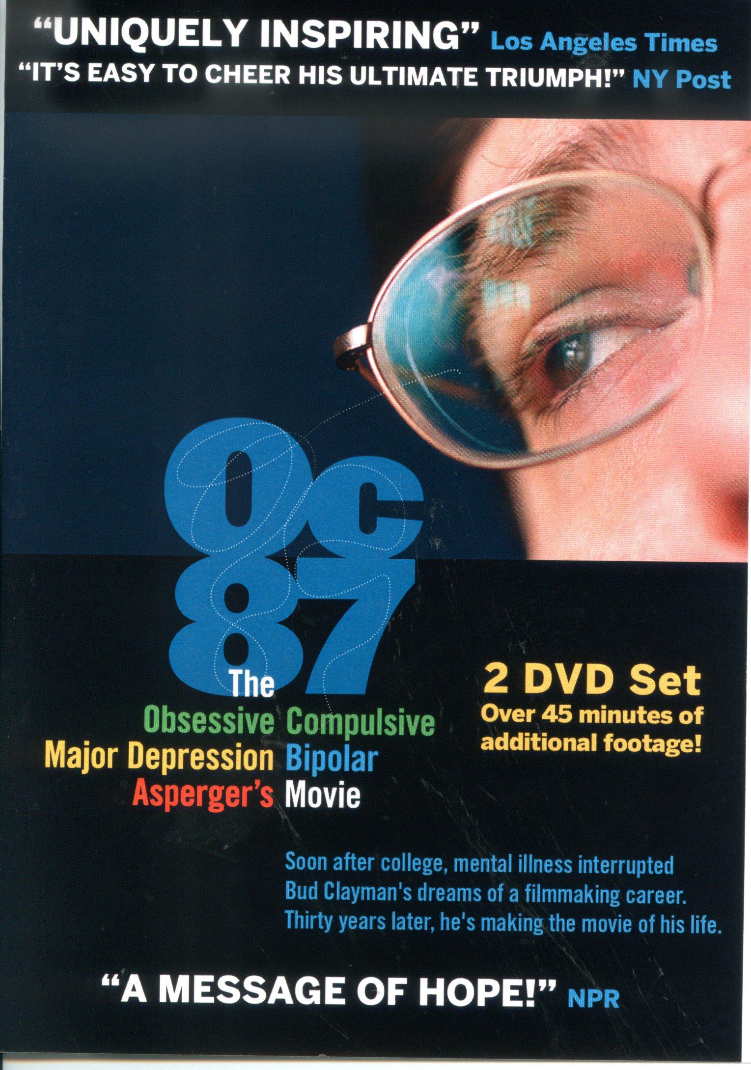 OC87 the obsessive compulsive major depression bipolar Asperger