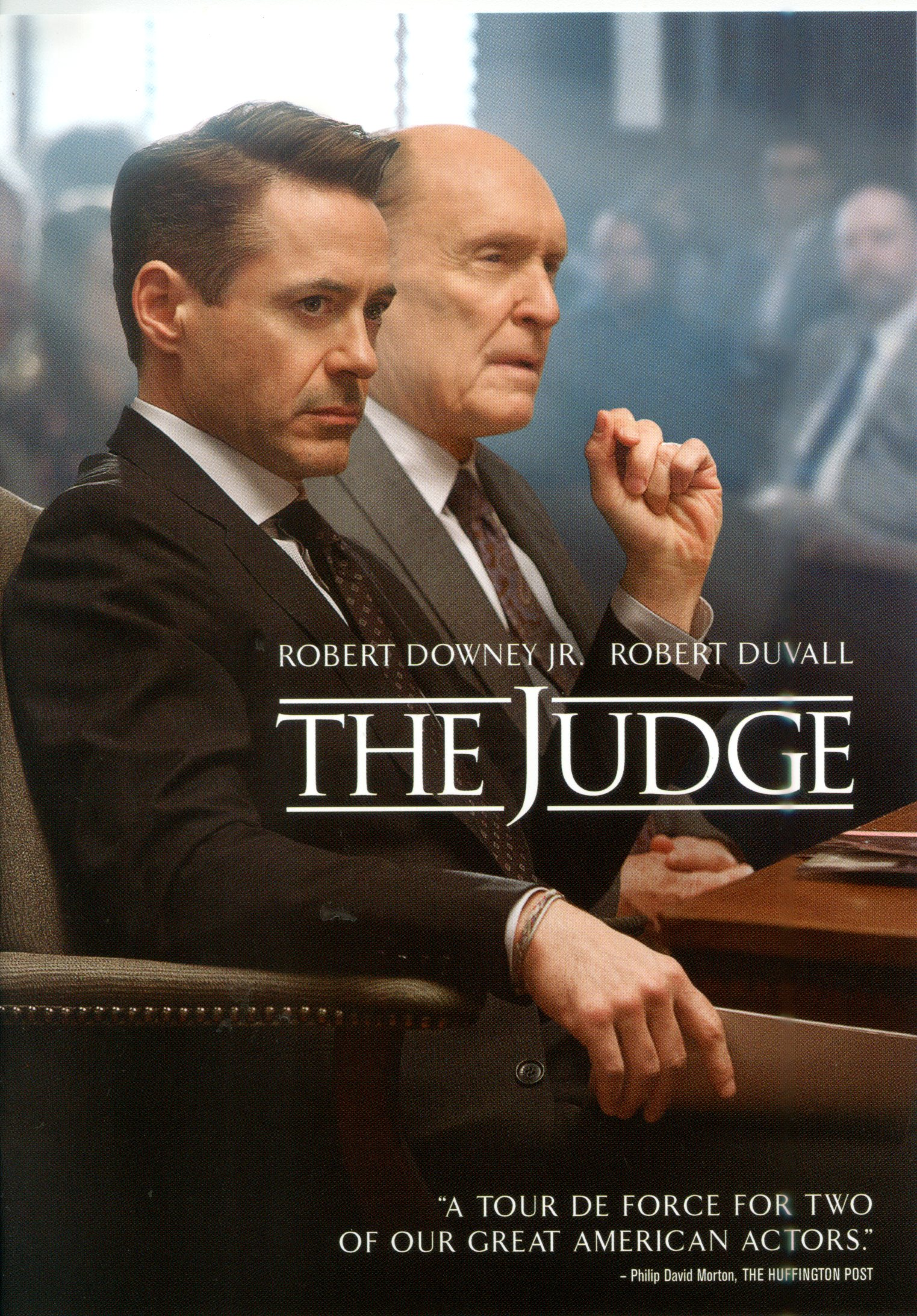The Judge(家用版) 大法官 /
