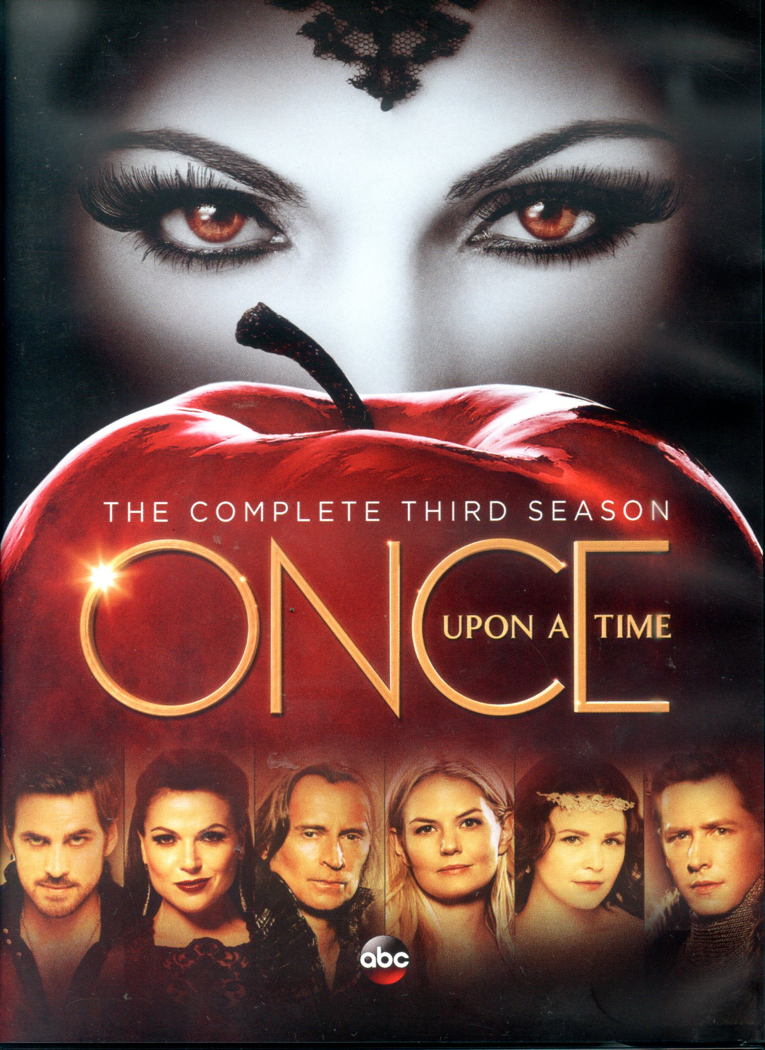 Once upon a time(家用版) the complete third season = 童話小鎮 : 第3季 /