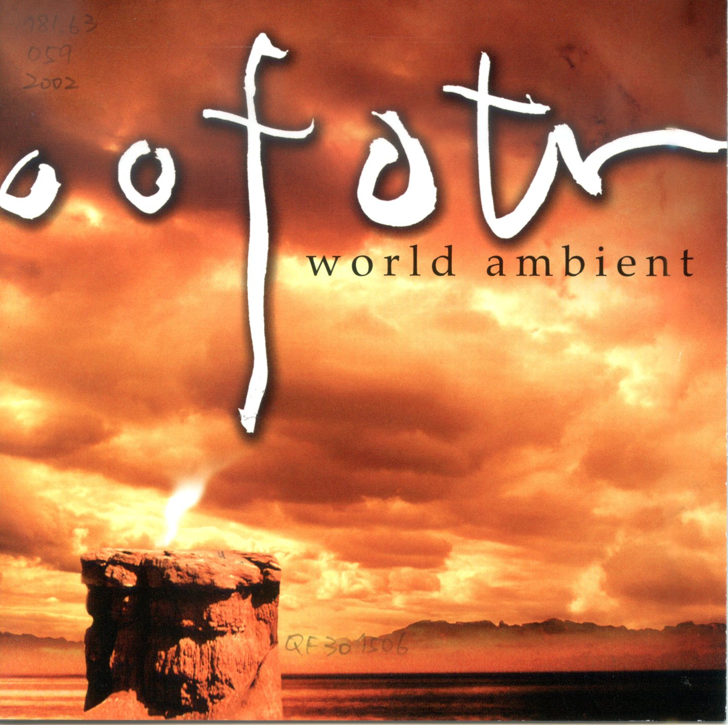 Oofotr world ambient.
