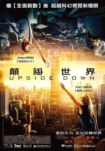 顛倒世界(家用版) Upside down /