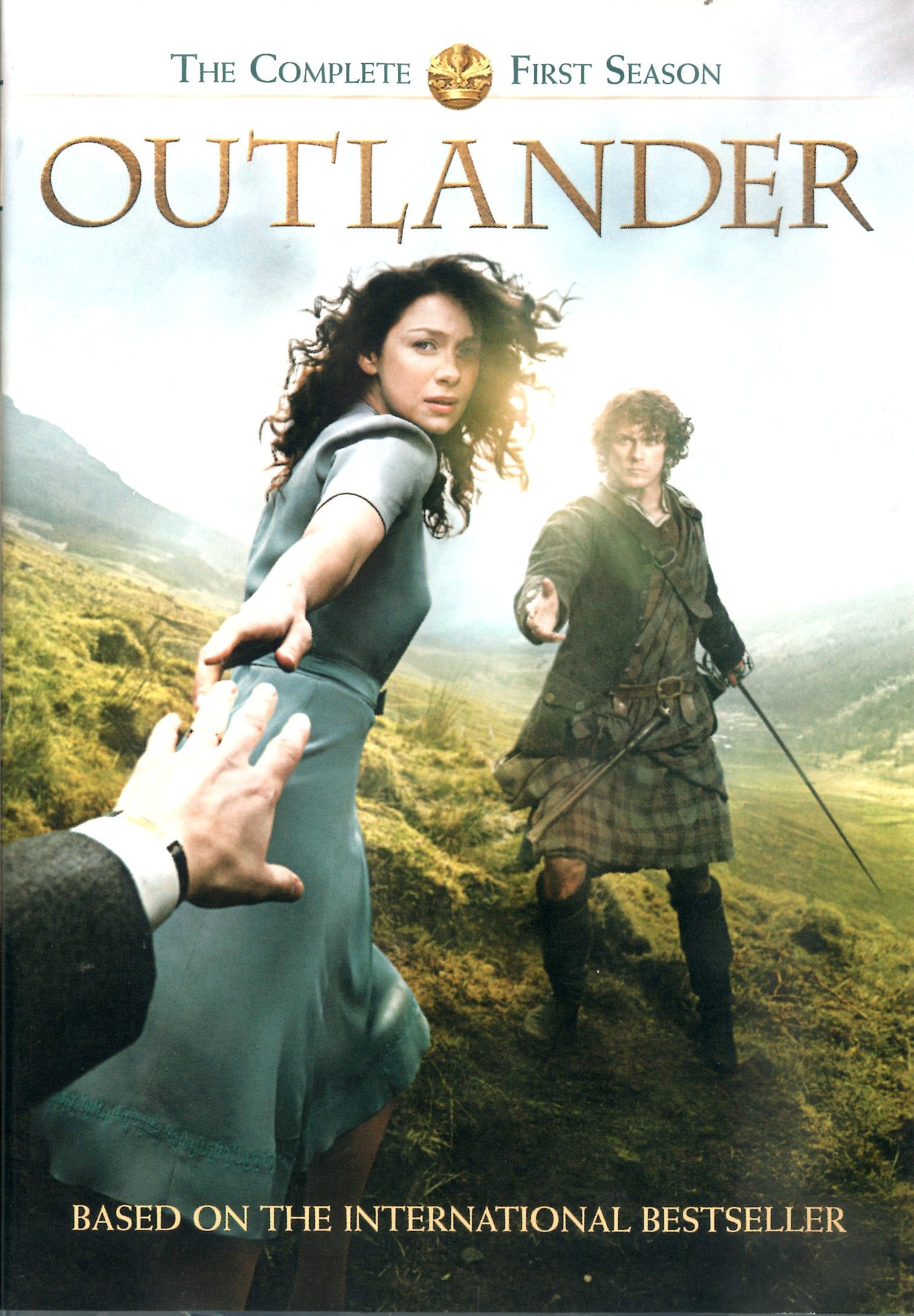 Outlander(家用版) the complete first season = 異鄉人 : 古戰場傳奇. 第一季