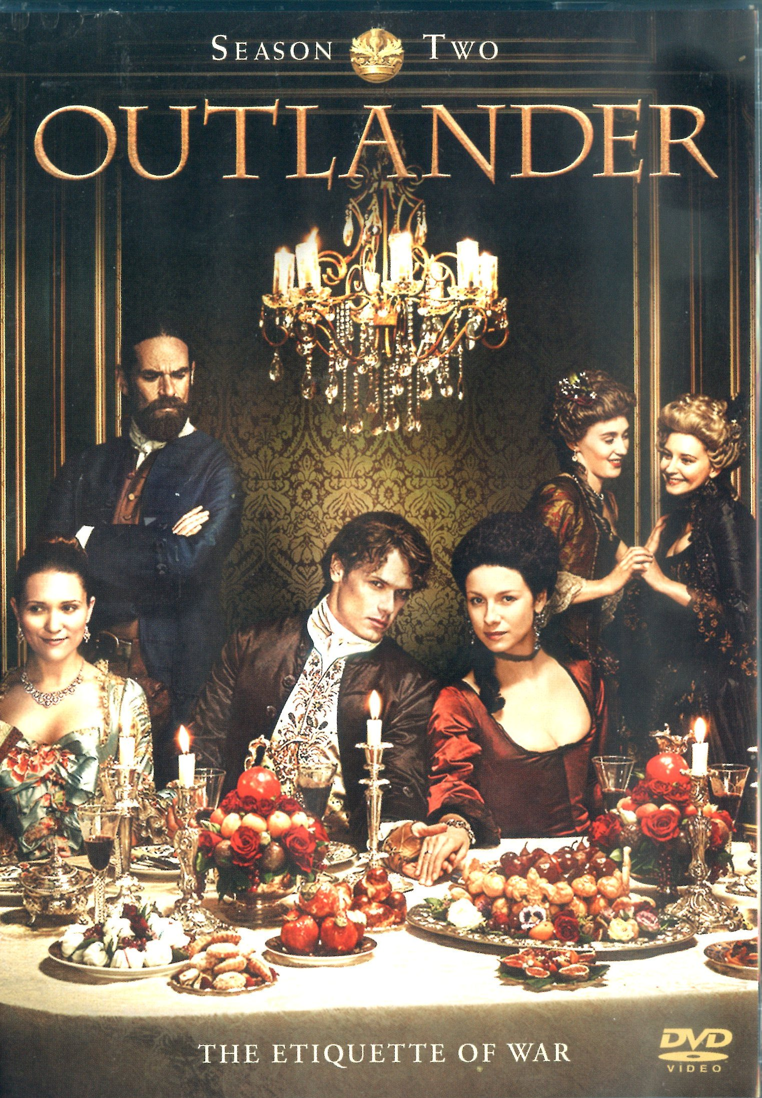 Outlander(家用版) the complete second season = 異鄉人 : 古戰場傳奇. 第二季