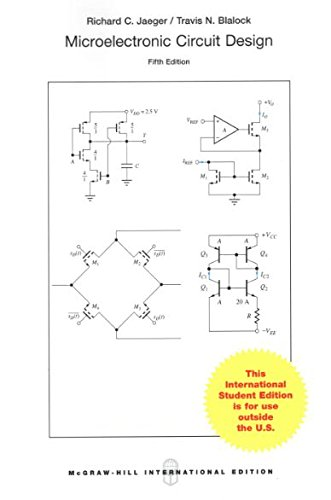 Microelectronic circuit design /