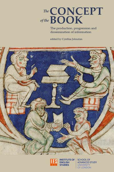 The concept of the book :  the production, progression and dissemination of information /