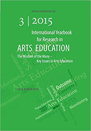 International yearbook for research in arts education.