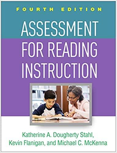 Assessment for reading instruction /