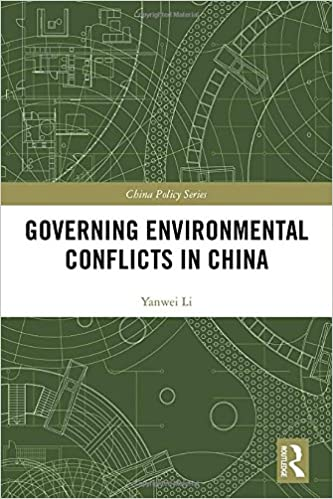 Governing environmental conflicts in China /