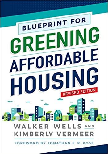 Blueprint for greening affordable housing /